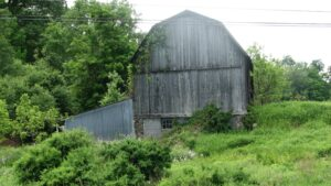 Old Barn on Rt 79