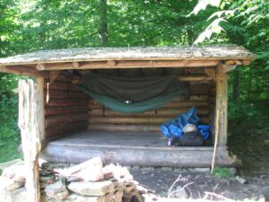 Beaver Meadow Lean-to